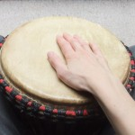 Djembe sounds Bass