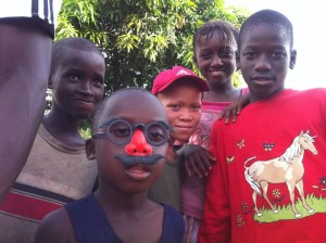 Conakry kids